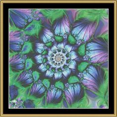 click here to view larger image of New Fractal Art (chart)