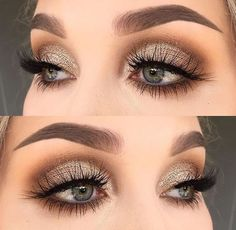 NYE is one of the biggest nights of the year! You've probably had your dress picked out for a while now, and the ticket for your favorite bar was purchased months ago. Now all you have to do is pick out your makeup look! Check out these 20 New Years Eve...