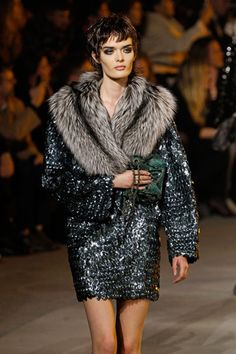 New York Fashion Week Fall 2013 Trends Marc Jacobs