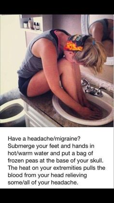 Headaches:( it works for me every time!! Especially with peppermint.