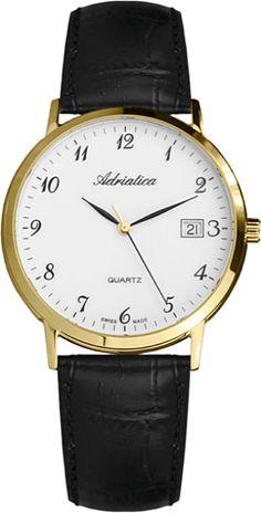 Мужские часы Adriatica A1023.5233QF Женские часы Pierre Ricaud P21069.9253QFZ