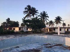 Abandoned resort swimming pool - Playa Giron Cuba [4032  3024]