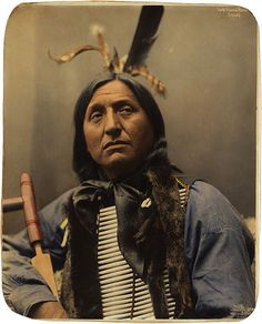 File:Left Hand Bear, Oglala Sioux chief, by Heyn Photo, 1899.jpg