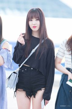 Check out GFriend @ Iomoio Kpop Girl Groups, Korean Girl Groups, Kpop Girls, Kpop Fashion, Korean Fashion, Girl Fashion, Girls Fashion Clothes, Fashion Outfits, Girl Group Pictures