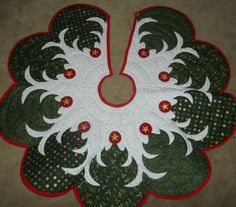 RESERVED FOR DIANE, Christmas quilt