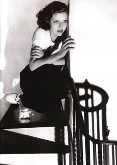 Loretta Young, 1930, photo by Edward Steichen viamiss-flapper