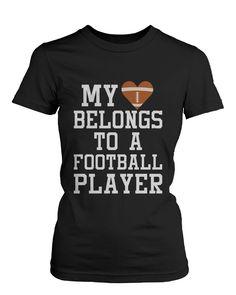 1bbe9136bbb Proud Girlfriend Of A Basketball Player T shirt