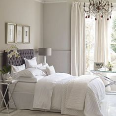 Bedroom Hotel Style Inspiration Color Schemes 32 Ideas For 2019 Home, Home Bedroom, Bedroom Hotel, Bedroom Inspirations, Hotel Style Bedroom, Hotel Chic, Bedroom Colors, Hotel Style, Bedroom Color Schemes