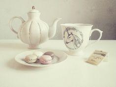 perfect TEA setting