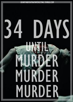 Hannibal Season 2 Countdown- 34 Days