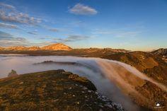 Cascade nuageuse by NICOLAS BOHERE on 500px