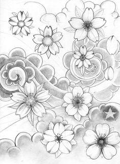 sakura by DookiePants.deviantart.com