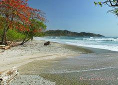 Playa y Punta Guiones, Guanacaste, Costa Rica