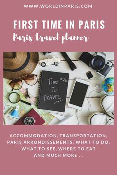 First time in Paris? Our Paris Travel Planner can help you with Paris arrondissements, transportation in Paris, Paris attractions and much more . .