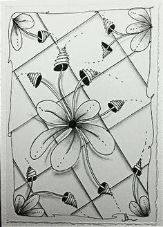 ZIA by Judi Brock - look at the simple background.  Very elegant.