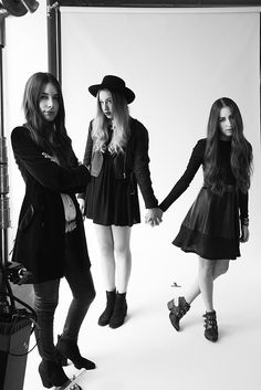 HAIM ALL THE TIME <3