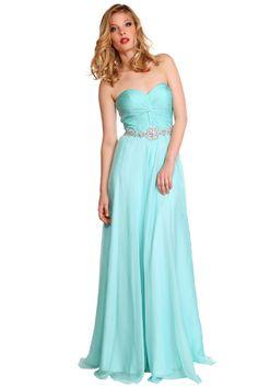 2016 Sweetheart Chiffon Blue Ruched Zipper Floor Length Sleeveless Homecoming / Evening / Prom Dresses 1271