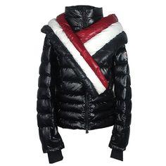 Doudoune Vest Femme Mode Noir - doudoune moncler destockage