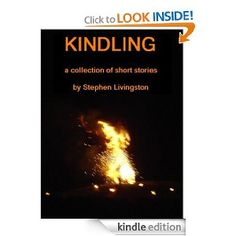Kindling - a collection of twelve tales by award-winning short story author Stephen Livingston. Written in a wide range of styles and covering a variety of themes from art, science and politics to metamorphosis, madness and murder.