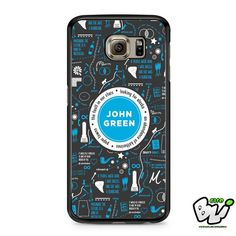 The Fault In Our Stars John Green Custom Cover Samsung Galaxy S7 Case