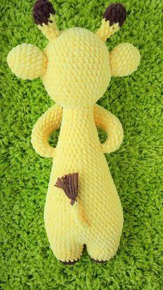 AMIGURUMI Giraffe pattern - Crochet giraffe toy PDF pattern - Knit Stuffed Toys for baby - Pl. AMIGURUMI Giraffe pattern - Crochet giraffe toy PDF pattern - Knit Stuffed Toys for baby - Plush Giraffe pattern - Crochet animal pattern Crochet Giraffe Pattern, Irish Crochet Patterns, Crochet Animal Amigurumi, Crochet Beanie Pattern, Crochet Animal Patterns, Stuffed Animal Patterns, Crochet Animals, Knitting Patterns, One Skein Crochet