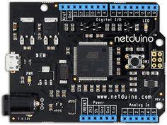 Netduino, Scott Hanselman