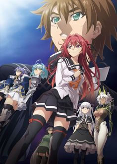 Check out the PV for the Shinmai Maou no Testament Departures OVA 👇 #shinmaimaou #新妹魔王の契約者テスタメント #TheTestamentofSisterNewDevil #新妹魔王の契約者
