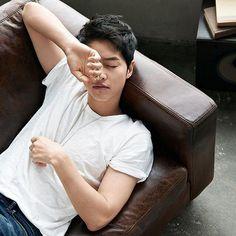 For Song Joong Ki's previously released TOPTEN ads, go here: part part Song Joong, Song Hye Kyo, Daejeon, Drama Korea, Korean Drama, Soon Joong Ki, Decendants Of The Sun, A Werewolf Boy, Songsong Couple