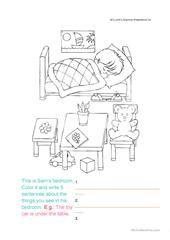 WHERE IS IT? worksheet - Free ESL printable worksheets made by teachers