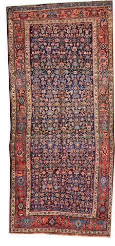 Bidjar long carpet size approximately 4ft. 11in. x 10ft. 10in.