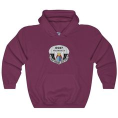 USAF Pararescue Heavy Blend Hooded Sweatshirt