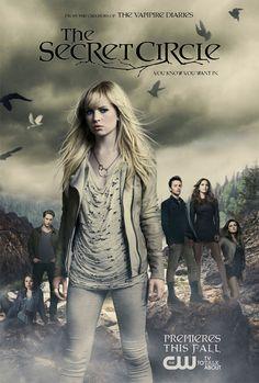 The Secret Circle - It's okay, interesting witch mythology.