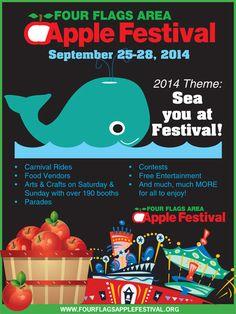 Apple festival Niles 2014