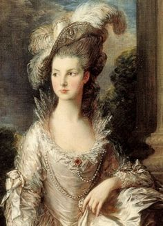 Mrs.Graham by Thomas Gainsborough