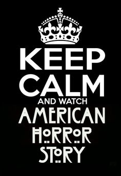 American Horror Story <3