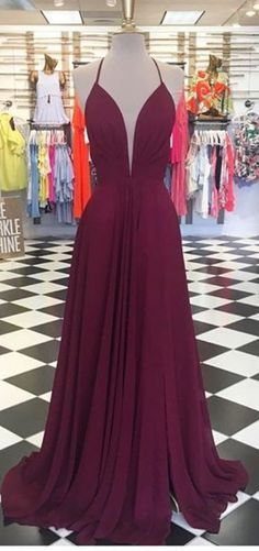 Fashion Long Prom Dress ,Popular Wedding Party Dress,Long Evening Dress PDT054