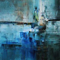 umj.art - Ulla Maria Johanson: 2018-03-06 #1212Day OffAcrylic on board, 15x15 c...