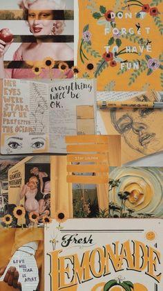 on - Wallpaper Tumblr Wallpaper, Screen Wallpaper, Cool Wallpaper, Wallpaper Backgrounds, Collage Background, Wall Collage, Love Collage, Aesthetic Pastel Wallpaper, Aesthetic Wallpapers