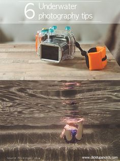 Underwater photography tips via Click it Up a Notch - Luana Rodrigues