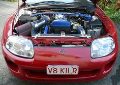 Toyota supra, V8 killer