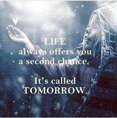 Secound chance