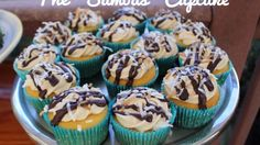 3 Girl Scout Cookie Cupcakes in 1 minute