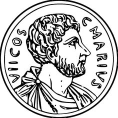 coin-roman-money-cash-gold-historic-ancient-rome-coloring-page - Wecoloringpage