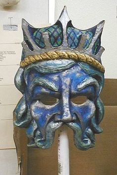 Mask of Poseidon