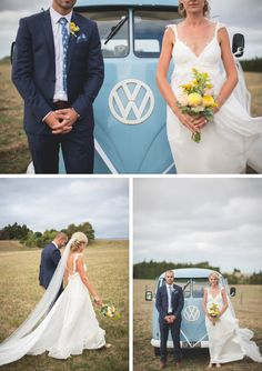 Olivia and Travis by Coralee & Alex Photography in Karaka - She Wears White