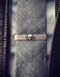 tie clip!