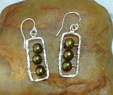 Nilma Hunter Creations Handmade in Hawaii Gold Filled & Silver Jewelry
