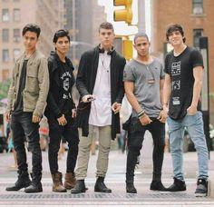 joel ,erik,zabdiel , christopher y richard Am I In Love, I Love Him, Love Of My Life, Boys Who, Bad Boys, Brian Christopher, Memes Cnco, Cnco Richard, Five Guys