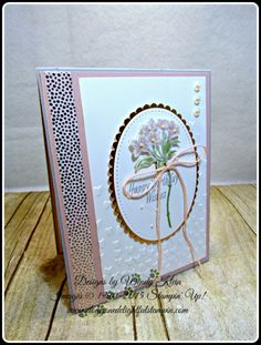 Avant Garden, Falling Petals TIEF, Layering Ovals Framelits, Stitched Shapes Framelits, Affectionately Yours DWT (4)