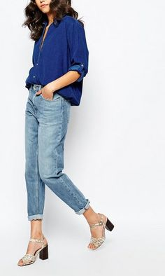 Pin for Later: Les 7 Grandes Tendances Jean de l'Automne  MiH Jean Mom (271€)